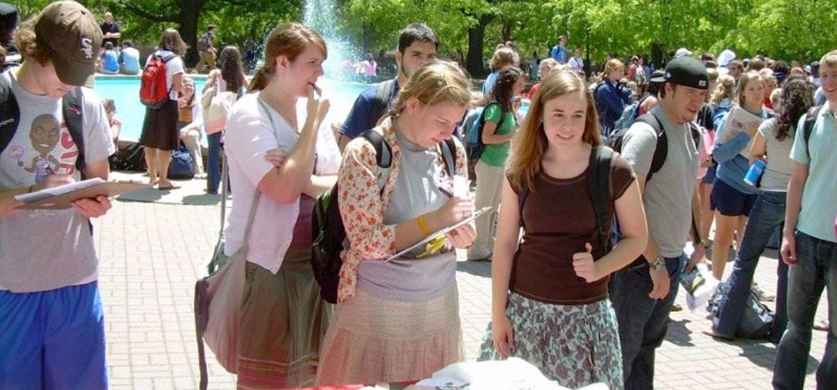 speak up college tour